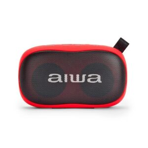 ALTAVOZ AIWA BS-110RD BLUETOOTH ROJO