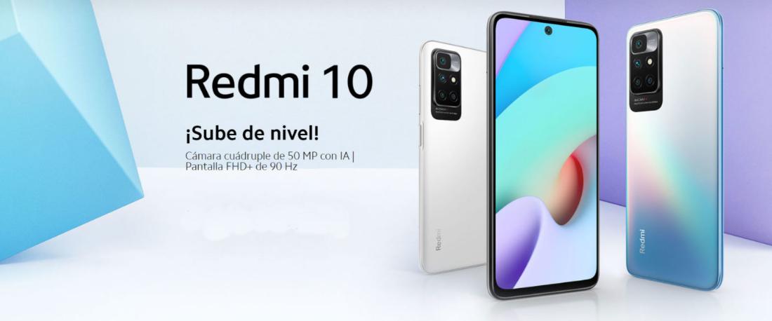 Vender Redmi 10 en España
